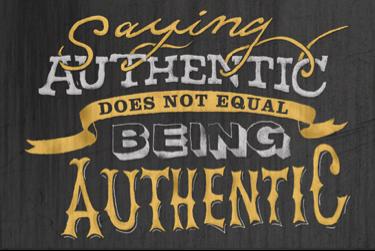 authenticity